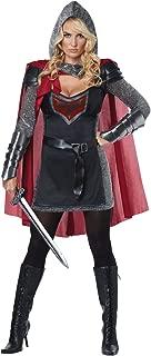California Costumes Women's Valorous Knight Costume