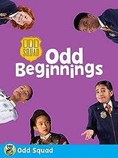 Odd Squad: Odd Beginnings