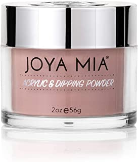 JOYA MIA Professional Dipping Powder Nail art long lasting simply apply 2oz jars 180 colors to choose from (DP-103)