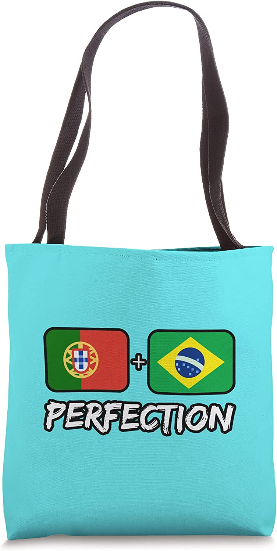 Portuguese Plus Brazilian Perfection Mix Heritage Bag Superlatite Flag Ranking TOP19 Tote