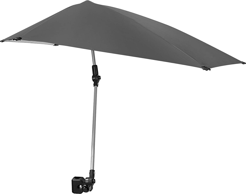 Sport-Brella Versa-Brella SPF 50+ Umbrella Jacksonville Mall Unive with Adjustable Recommendation