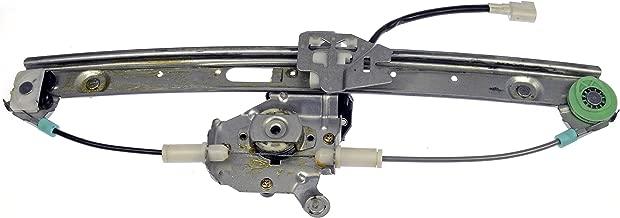Dorman 741-481 Rear Passenger Side Power Window Regulator and Motor Assembly for Select BMW Models