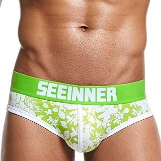 Longay Men's Underwears Boxer Briefs Shorts Underpants Knickers Trunks