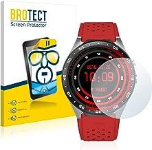 BROTECT Protector Pantalla Compatible con KingWear KW88
