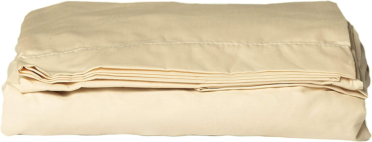 Mayfield Fitted Max 73% OFF Sheet Only - 200 Cotton Count Fitte Blend Raleigh Mall Thread