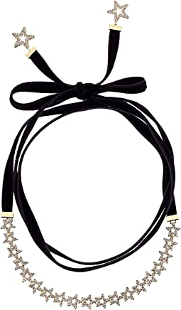 Kate Spade New York - Seeing Stars Open Star Choker Necklace