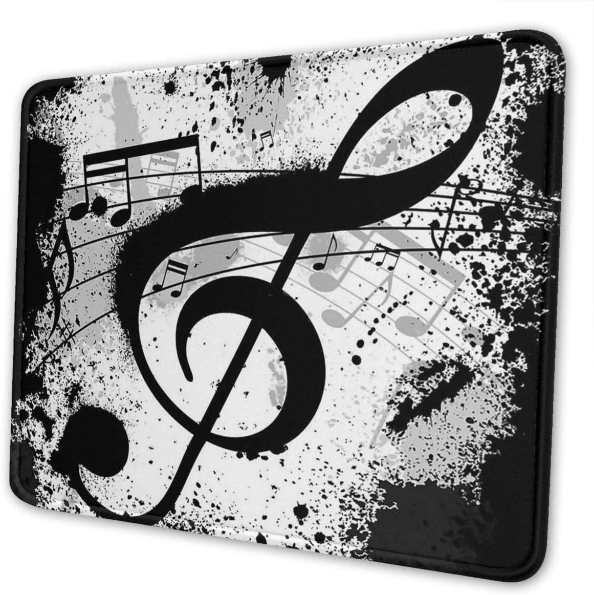 Mouse Pad Music Note Gaming with Mousepad Edges New Shipping Free Stitched Non-Sli Max 74% OFF