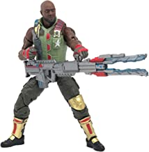 GI Joe Classified Series Roadblock Action Figure 01 Collectible Premium Toy with Multiple Accessories 6-inch Scale with Cu...