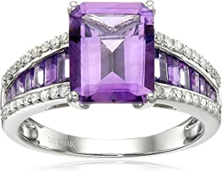 Best pandora amethyst ring Reviews