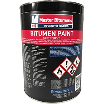 Black Jack Bitumen Paint Drying Time