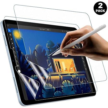 Kwmobile 2x Folie Kompatibel Mit Apple Ipad Air 4 Computer Zubehör