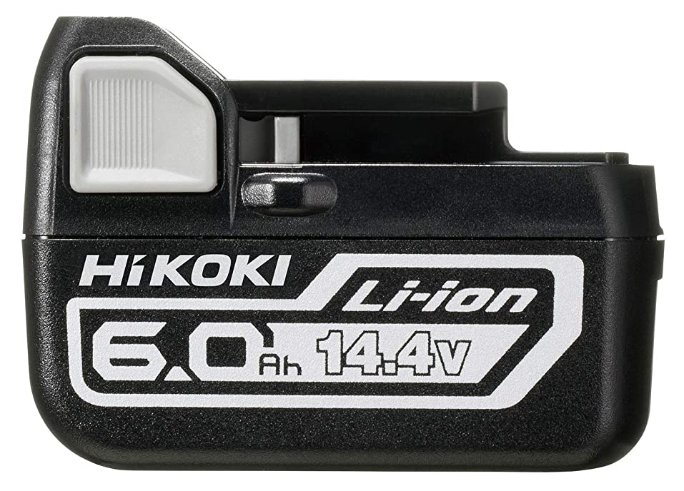 HiKOKI(旧日立工機) 14.4V リチウムイオン電池 6.0Ah BSL1460