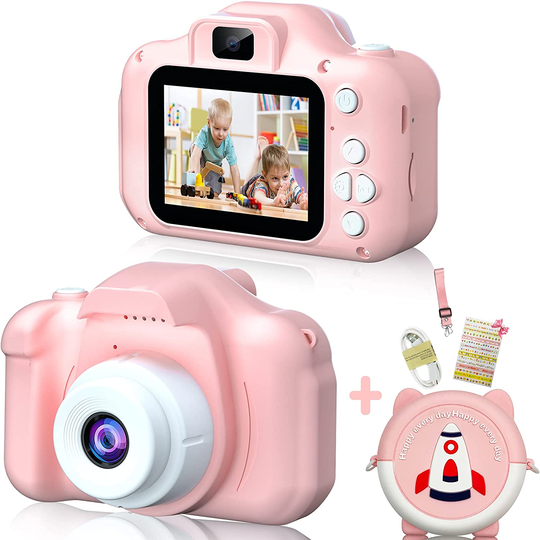 MITMOR Digital Camera for Kids Children Max San Antonio Mall 79% OFF Boys