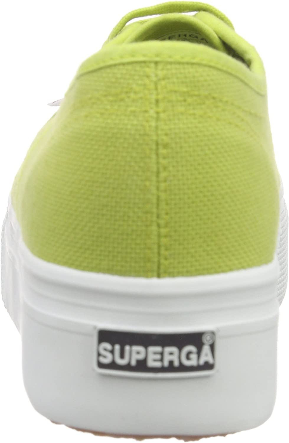 SUPERGA 2790 Acotw Linea Up And Down, Sneaker Donna Verde C28