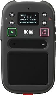 KORG Kaoss Pad mini 2S, Dynamic Effect Processor, DJ-effectapparaat met sampler-functie, touchpad, grijs-zwart