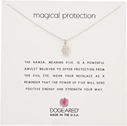 Dogeared - Magical Protection, Open Hamsa Necklace