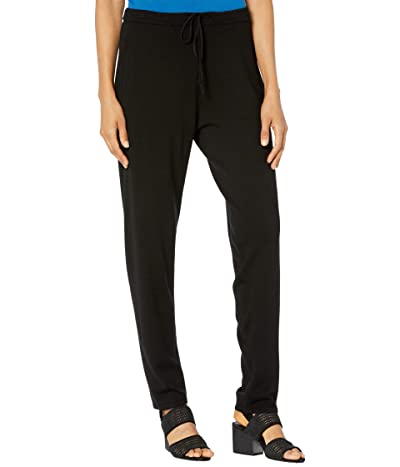 Eileen Fisher Joggers (Black) Women