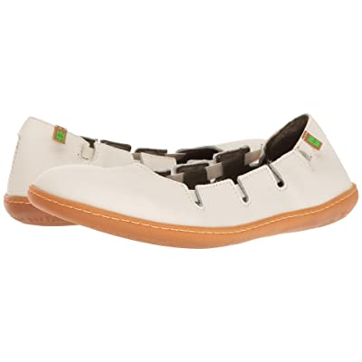El Naturalista El Viajero N5272 (White) Shoes
