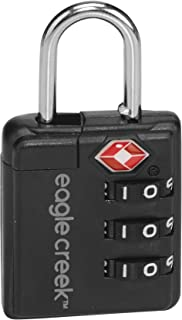 Eagle Creek Luggage Lock, Graphite, 5.5 centimetres 104EC413190131004