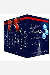 Christmas Babies on Main Street Kindle Edition