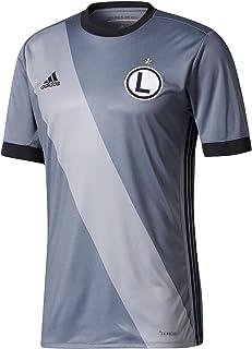 adidas 2018-2019 Legia Warsaw Away Football Soccer T-Shirt Jersey