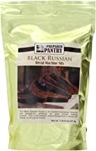 The Prepared Pantry Black Russian Bread Machine Mix, .61 Kg (Pack of 4)