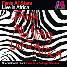 Live In Africa
