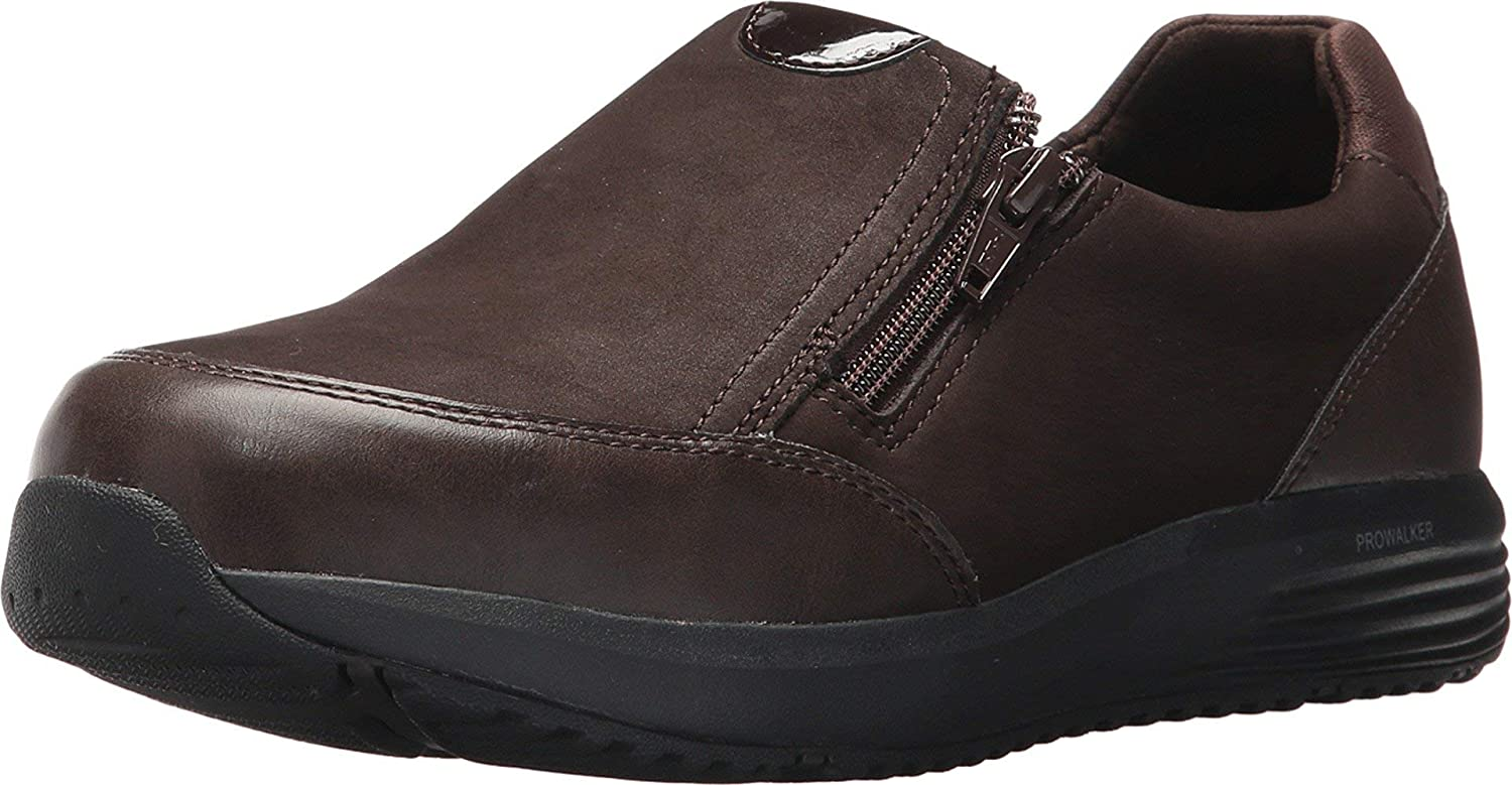 Rockport Women's Trustride Work Time sale Oxford Safety Slip-on Toe Today's only