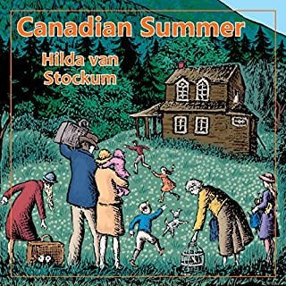 Canadian Summer audiobook cover art