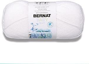 Bernat 16312121005 Big Ball Baby Solid Yarn – (3) Light Gauge 100% Acrylic –..