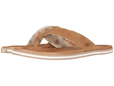 UGG Beach Flip (Chestnut) Men