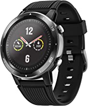 Letsfit GPS Smart Watch, Fitness Tracker with Heart Rate and SpO2 Monitor, Step Counter, Sleep & Swim Tracking, 5ATM Waterproof Smartwatch Compatible with iPhone and Android
