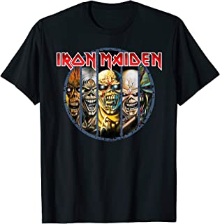 GM - Iron Maiden Eddie Evolution T-shirt T-Shirt