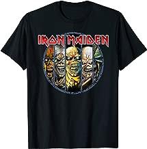 iron maiden eddie evolution shirt