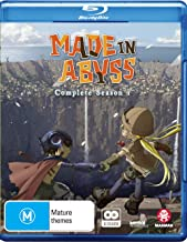 Made in Abyss Season 1   Anime   NON-USA Format   Region B Import - Australia