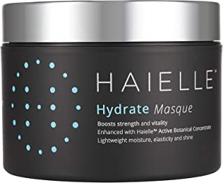 HAIELLE Hydrate Masque – Hair Mask for Dry Damaged Hair and Growth Stimulation – Hair Deep Conditioning Treatment – Strong...