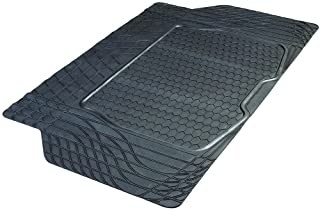 Armor All 78919 Heavy-Duty Rubber Trunk Cargo Liner Floor Mat Trim-to-Fit for Car, SUV,..