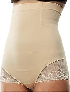 Franato Women's High Waist Tummy Control Panty Body Shaper Waist Trainer