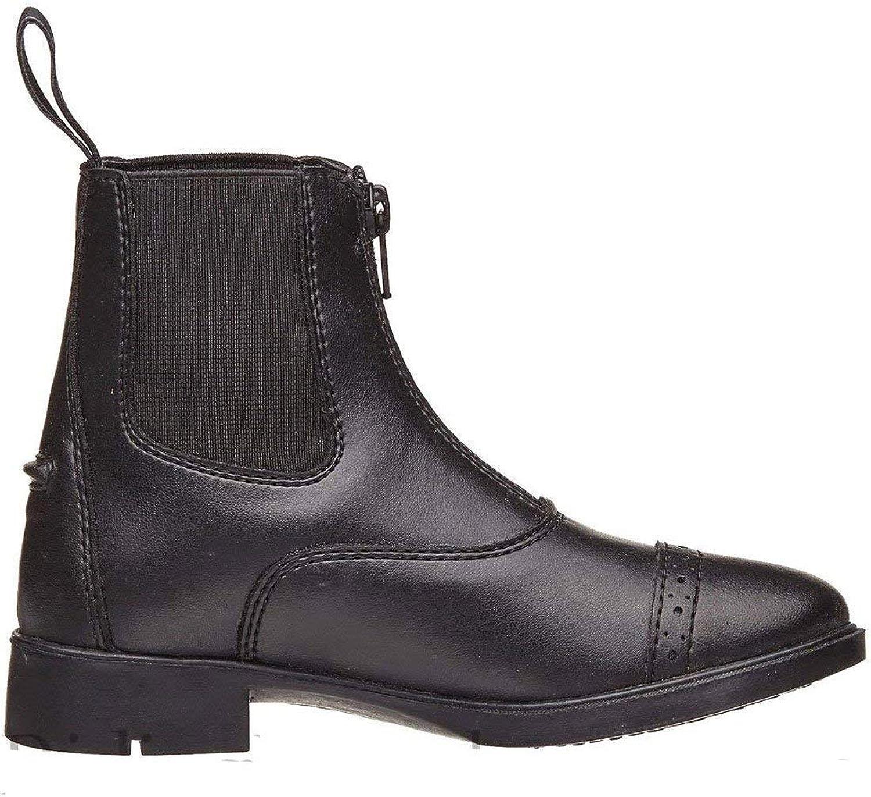 Wexford Horze Kid's Front Zip Paddock Boots