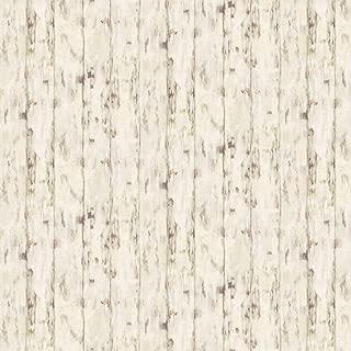 Primrose Lane Wood Slats by Patrick Lose 100% Cotton Fabric by The Yard