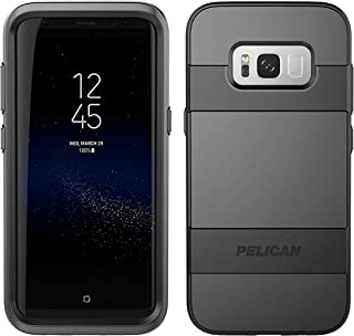 Pelican Voyager Samsung Galaxy S8 Active Case (Black)