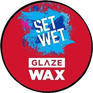 Set Wet Glaze Hair Styling Wax for Men, 60 gm