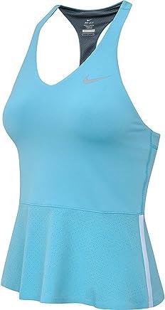 half off c9dbb 261cb Nike Women s Premier Maria Sharapova Tank Top Tennis Bra
