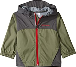 4a828e03d Cypress/Grill/Bright Red. 7. Columbia Kids. Glennaker™ Rain Jacket (Toddler)