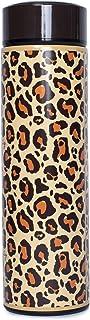 CHUGGIE Water Bottle 16oz-Leopard Brown
