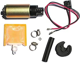 CUSTONEPARTS New Electric Fuel Pump & Install Kit Fit Multiple Models E7154
