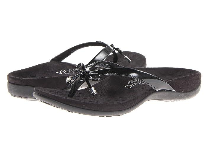 VIONIC  Bella II (Black) Womens Sandals