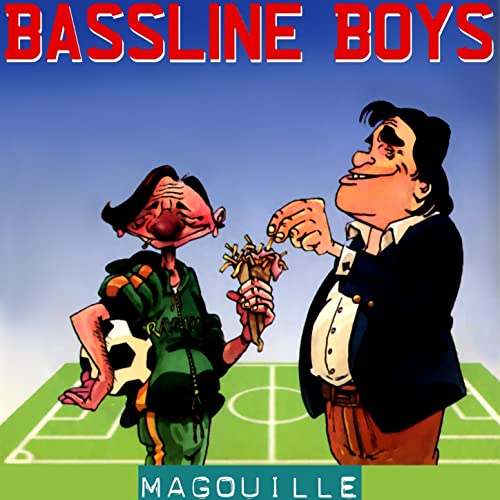 Magouille (The Samples) by Bassline Boys on Amazon Music - Amazon com