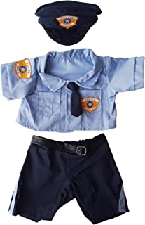build a bear police outfit