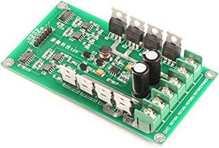 DROK DC Smart Car PWM Dual Motor Driver Controller Module Circuit Board H-bridge Driver IC and Reliable Drive
